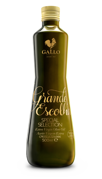 Extra Virgin GRANDE ESCOLHA olīveļļa 500 ml