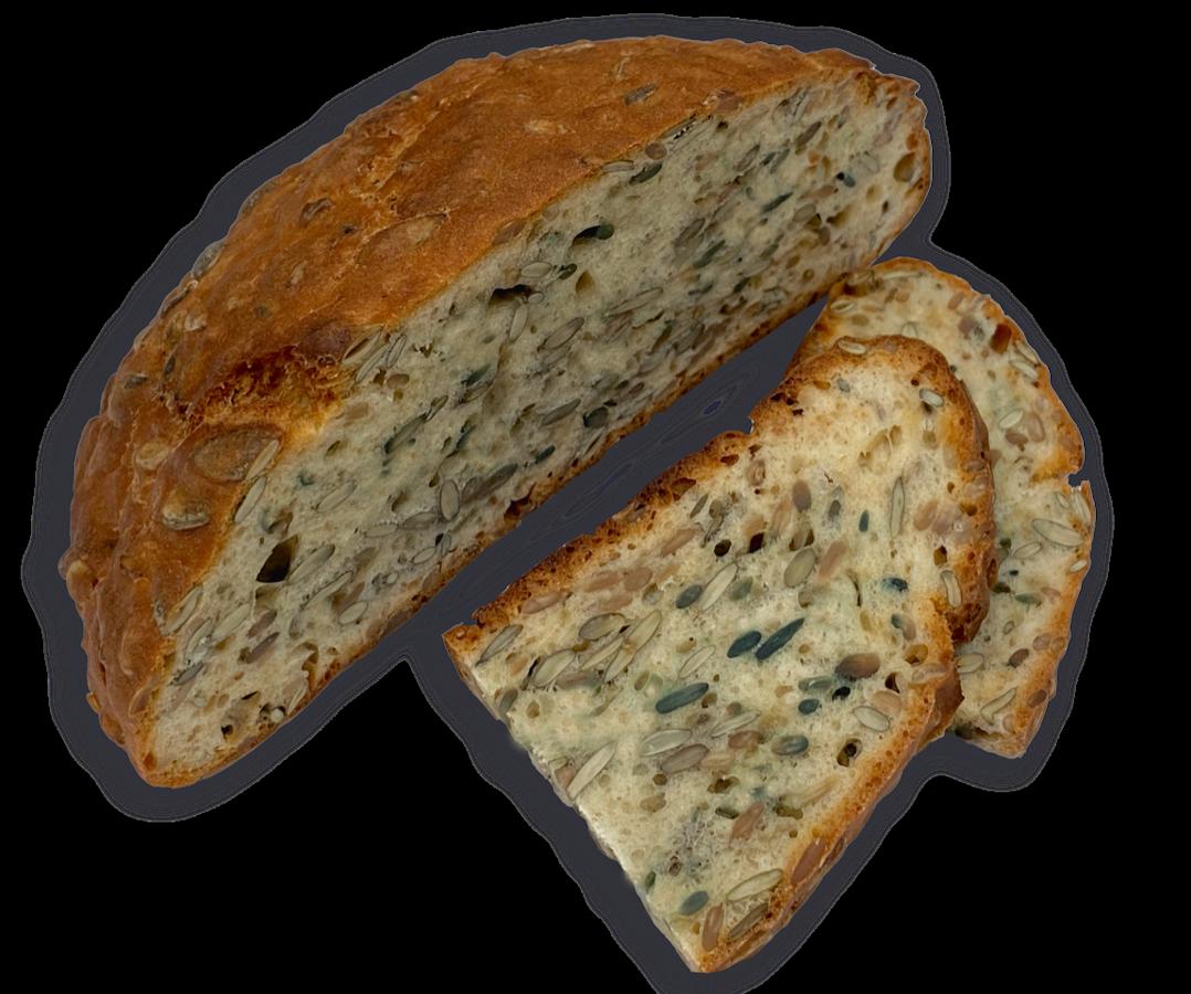 Sēklu maize 650 gr