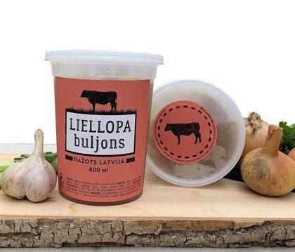 Liellopa buljons 800ml
