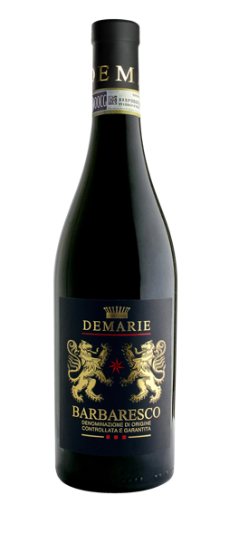 Sarkanvīns Demarie Barbaresco DOCG 2015 75cl 14,5%