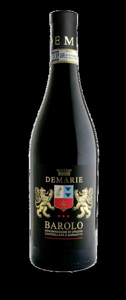Sarkanvīns Demarie Barolo DOCG 2015 75cl 14,5%