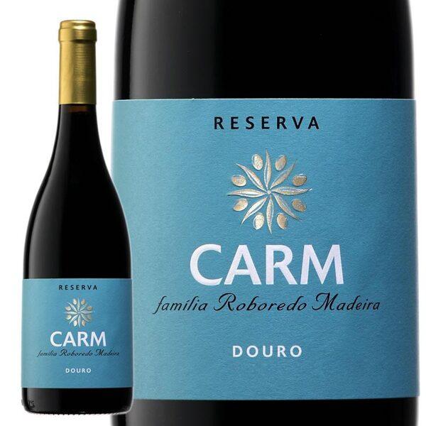 Sarkanvīns Carm Reserva Tinto 75cl 14%