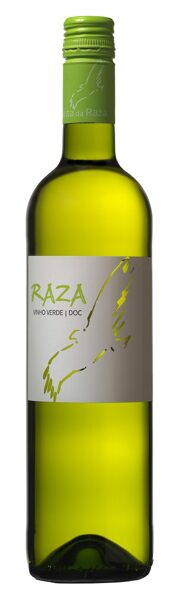 Zaļais vīns Qta da Raza Vihno Verde 75cl