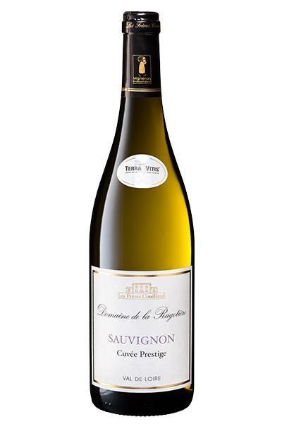 Baltvīns Domaine de la Ragotiére Sauvignon Cuvee Prestige 75cl 12%