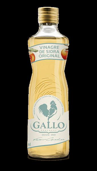 GALLO de Sidra original SIDRA  etiķis 250 ml